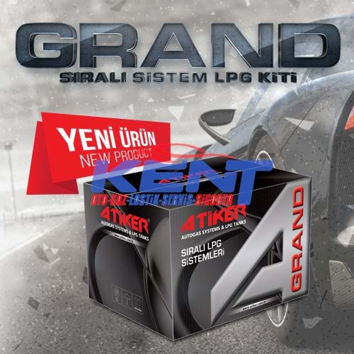 ATİKER Mini Kit 5 - 6 Sil. Grand OBDII