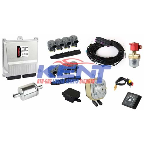 ATİKER Mini Kit 8 Sil. Grand OBDII 203 SR11